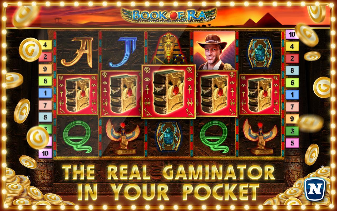 book of ra gaminator free play