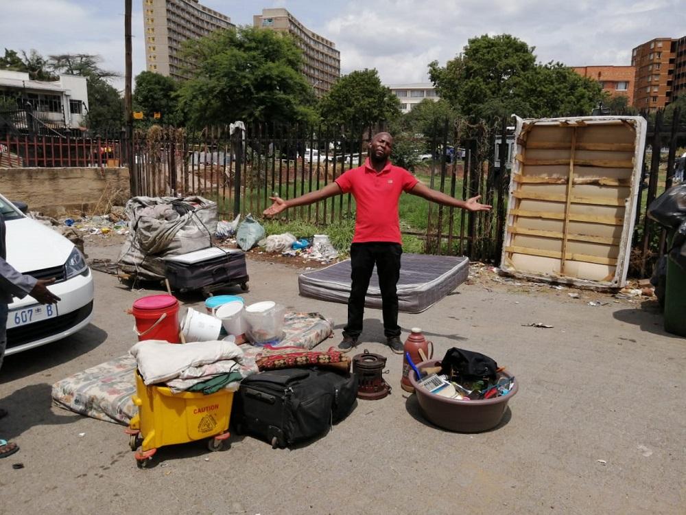 Sunnyside's White House demolition leaves scores of people homeless - SowetanLIVE