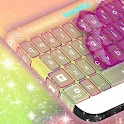 Teclado Pink Butterflies icon