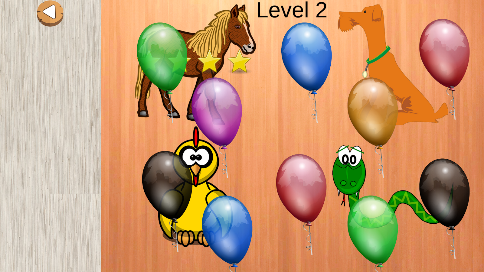 Animals Puzzles For Toddlers- screenshot