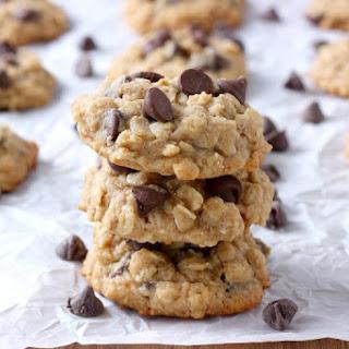 Chocolate Chip Honey Oatmeal Cookies Recipe