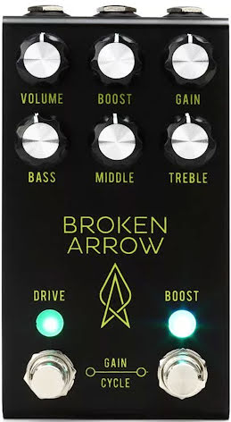 Jackson Audio Broken Arrow Dynamic Overdrive V2 - ZOMBIE EDITION