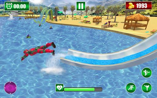 Robot Water Slide 1.0.9 screenshots 8