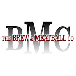 Logo for The Brew & Meatball Co.