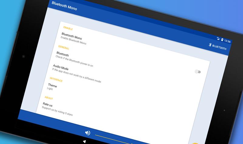 Bluetooth Mono Media Screenshot 4