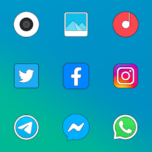 MIUI LIMITLESS ICON PACK 4.8 Patched 5