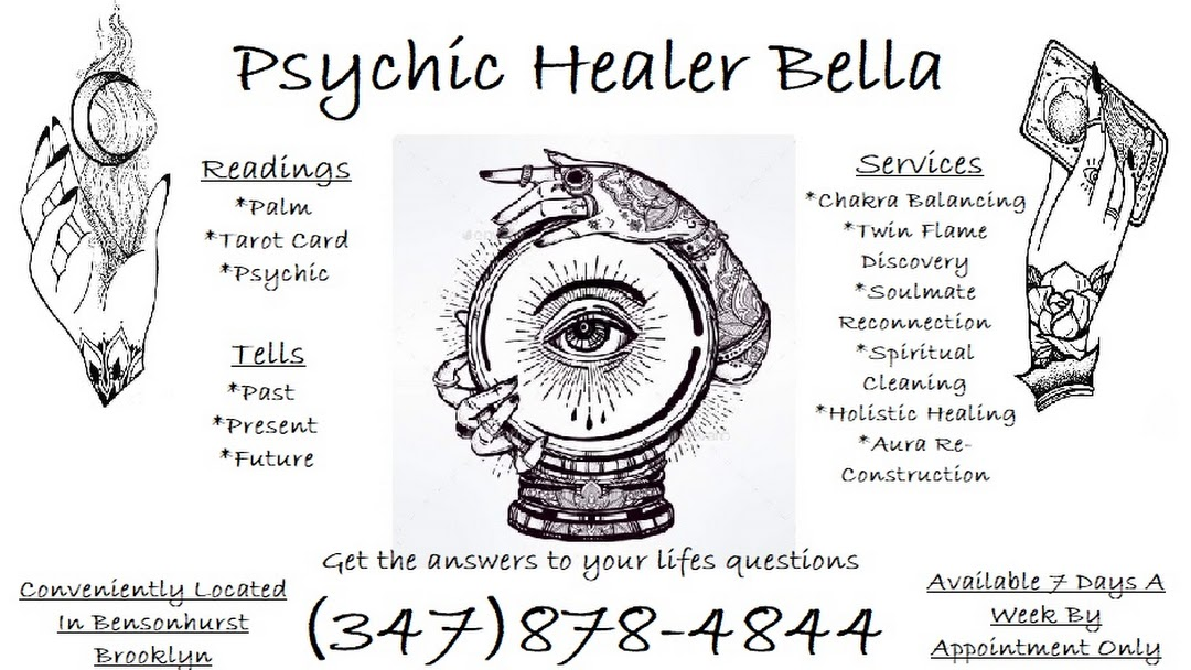 Psychic Healer Bella - Naturally gifted psychic  Who is honest