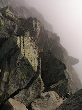 Photo: Fog on bettmerhorn