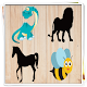 Sweet and Fun Animals Puzzle (game)