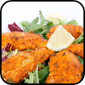 Meat and Seafood Salad Recipes icon