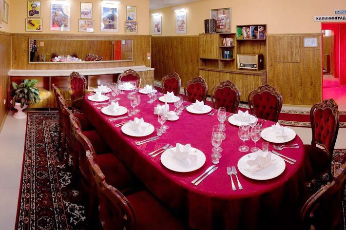 Фото №2 зала Зал «СССР»