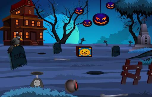 Escape Game Halloween Skeleton