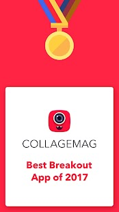 Photo Editor - CollageMag & Sticker - náhled