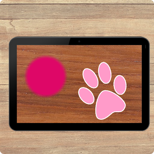 Laser Pointer Cat (No ads) - Games for Cats