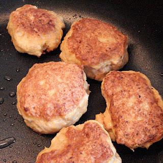 Basic Chicken Tsukune.