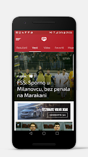 Sportklub- screenshot thumbnail