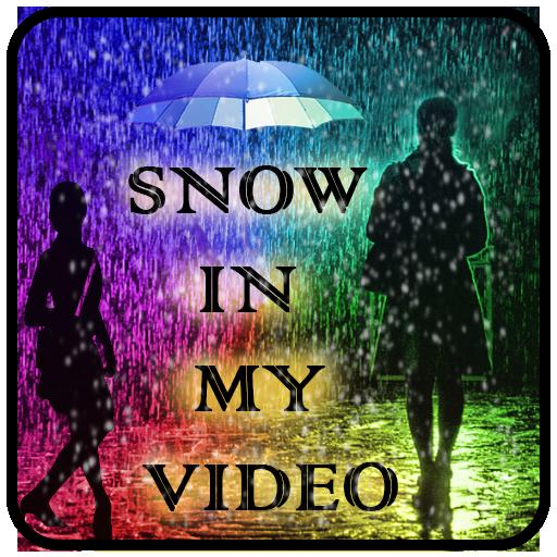 Snow Video Maker- Flurry Video