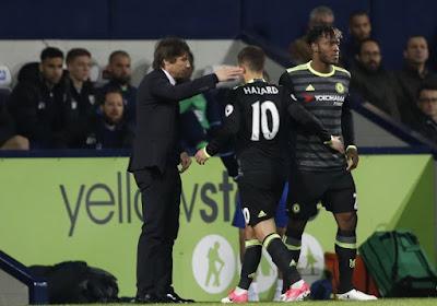"""Conte à propos d'Hazard: """"Ça m'est égal qu'un joueur soit heureux ou pas"""""""