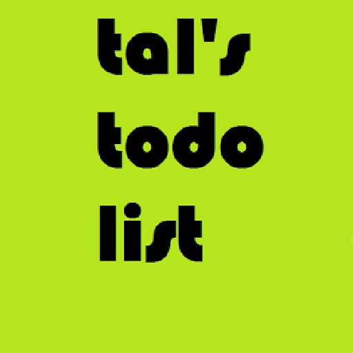 Tal's Task Manager