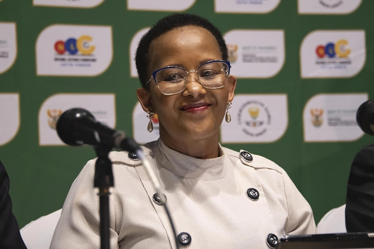Thokozile Xasa becomes the latest ANC MP to quit parliament