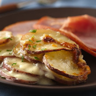 Scalloped Potatoes.