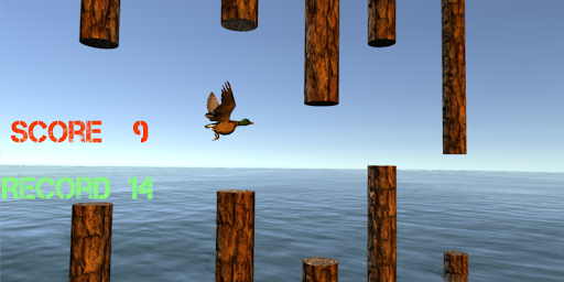 Plappy Birds Real 3D 2 screenshots 1