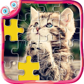 Cute Cats Jigsaw