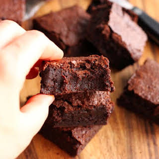 Freakin' Fudgy Gluten-Free Brownies.