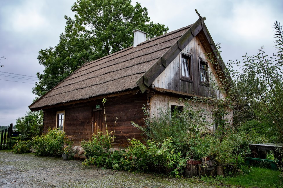 Siedlisko Leluja, kurpiowska chata