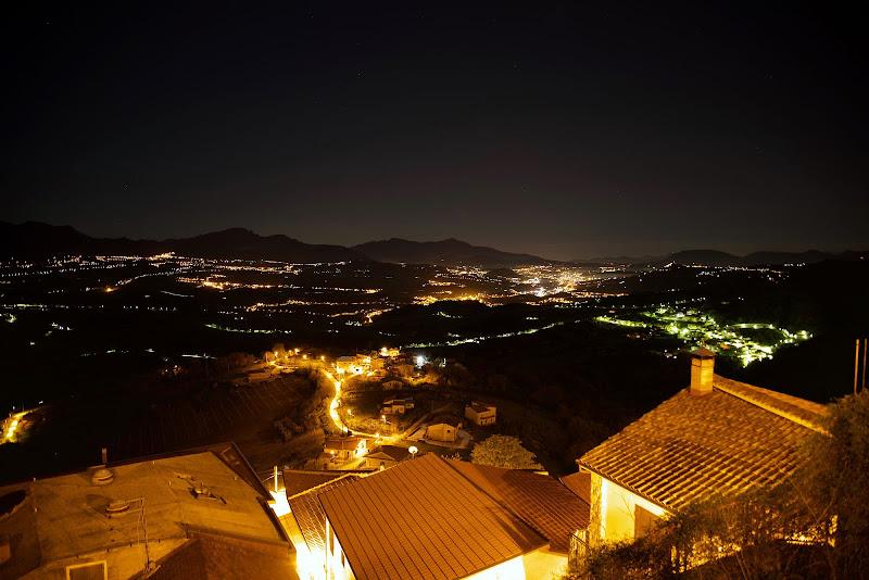 Panorama di luci. di s.troisi