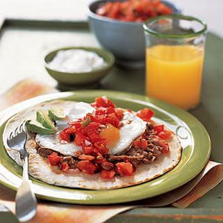 Easiest Huevos Rancheros