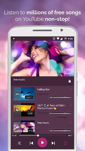 Free Music Player, Music Downloader, Offline MP3 1.359 screenshots 1