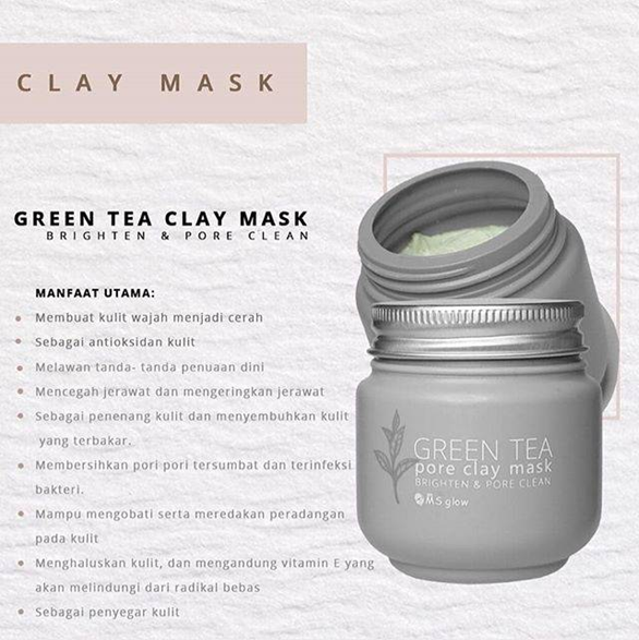 MS Glow Pore Clay Mask