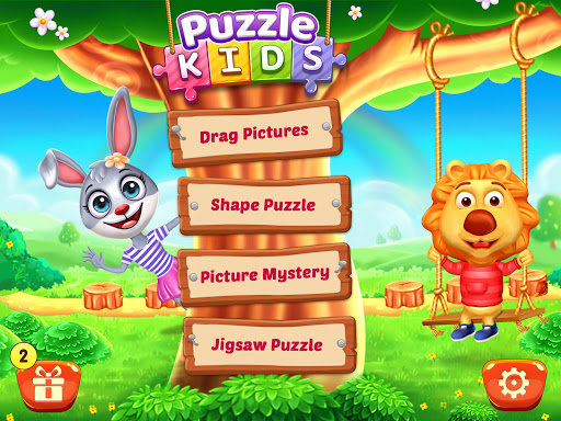 Puzzle Kids - Animals Shapes and Jigsaw Puzzles 1.0.6 screenshots 24