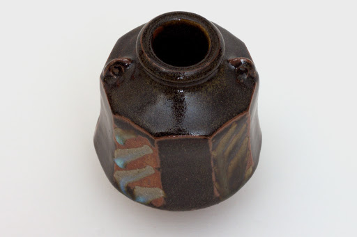 Mike Dodd Ceramic Miniature Bottle 03