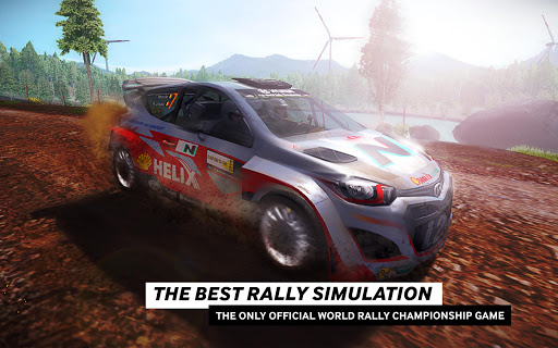 WRC The Official Game  screenshots 1