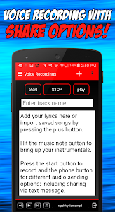 Write Songs Songwriting Lyrics screenshot 5