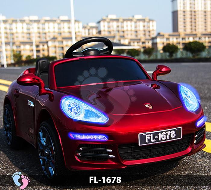 Xe điện thể thao cho bé Porsche FL-1678 1