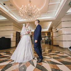 Wedding photographer Oksana Kapishnikova (kapishnikphotos). Photo of 23.01.2017