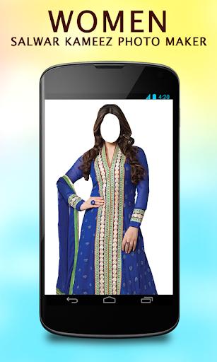 Women Salwar Kameez Photo Suit