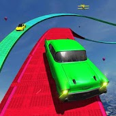 Mega Ramp Car Stunts Impossible 2019