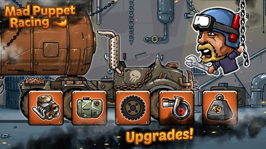 Mad Puppet Racing -Big Up Hill v0.9.013
