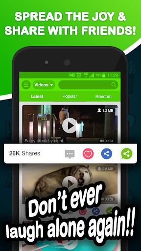 What's Video for WhatsApp 1.6 screenshots 5