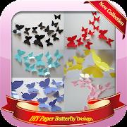 ❤️ DIY Paper Butterfly Design Ideas ❤️