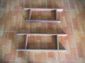 Photo: 2 seats' frames
