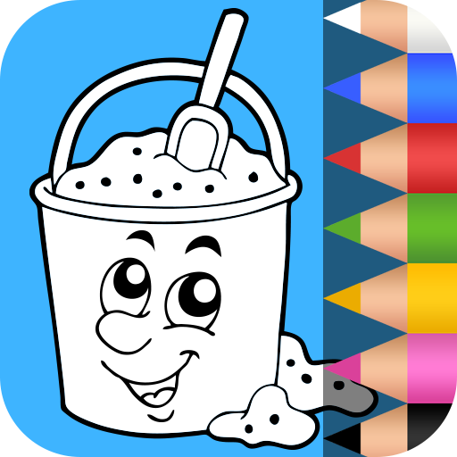 Kids Coloring Pages (app)