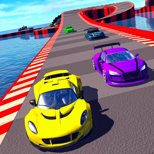 Impossible Ramp Car Racing Game