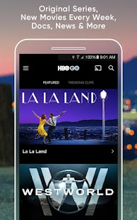 HBO GO: Stream with TV Package- screenshot thumbnail