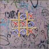 Graffiti TicTacToe
