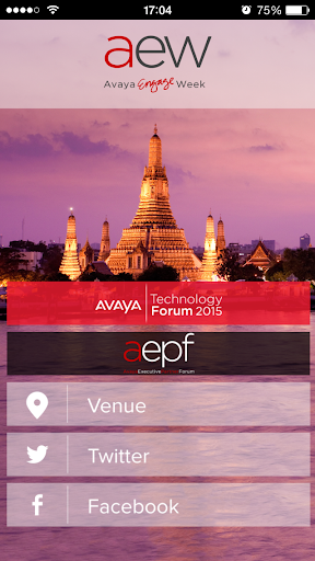 Avaya Engage Week - Bangkok
